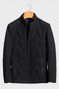 A8666 男士休闲立领羽绒服品质优选