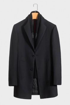 Y187002冬季新款围巾羊毛大衣实力商家品质优选