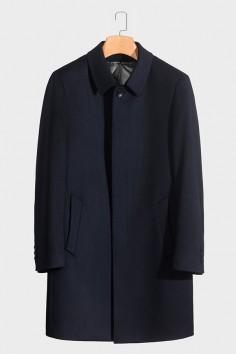 Y918080 秋冬新款羊毛中长款大衣