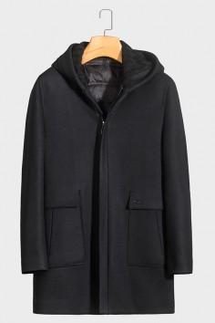 Y5752 羊毛时尚休闲直冲羽绒