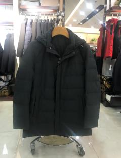 A2818男士羽绒服2018新款圣诺曼秋冬新款品质优选