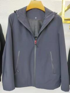 JQ1903帽款休闲夹克