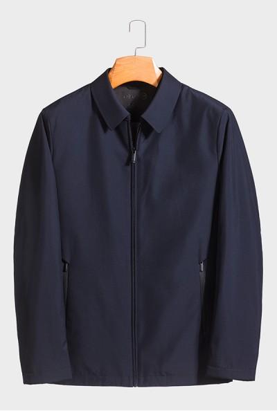 M5105  伟德国际娱乐城棉服翻领短款休闲