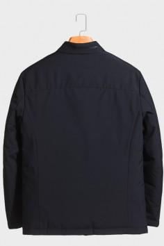 M9873 伟德国际娱乐城 2019 立领 中长款 棉服