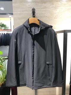 M16016 秋冬 2019 可拆卸帽子 棉衣