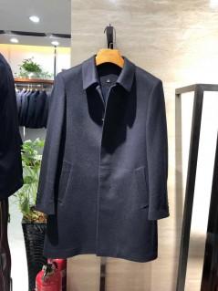 Y818012 伟德国际娱乐城 2019 中长款 羊毛 大衣