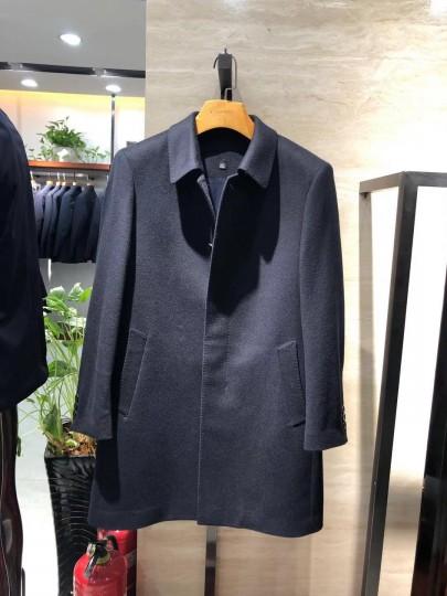 Y818012 香港神算资料 2019 中长款 羊毛 大衣