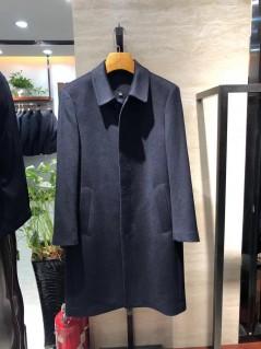 Y819013 秋冬 2019 中长款 羊毛 大衣