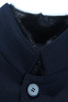 Y8710   博尔顿秋冬新款水貂羊毛