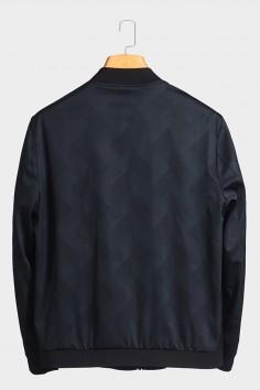 J2028  伟德国际1946棒球领男士betvictor12伟德官网中年休闲立领春装夹克