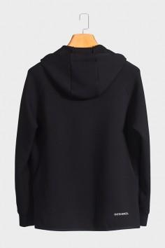 J2027  博尔顿时尚针织休闲男士新款中年立领春装夹克