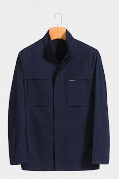 J6629923 博尔顿新款男士时尚休闲中长款春装夹克