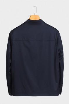 J2688 博尔顿男士新款中年立领 春装 夹克