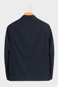 J8718 博尔顿男士新款中年立领 春装 夹克