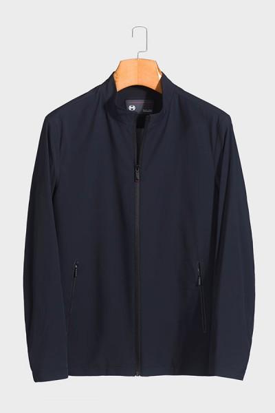 JA059  博尔顿时尚休闲男士新款中年立领春装夹克