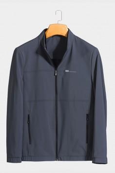JQ2011  博尔顿时尚休闲男士新款中年立领春装夹克春装 2020 立领 夹克