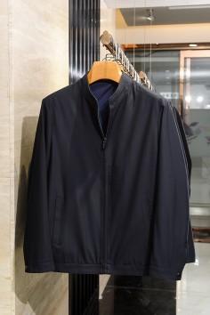 JK8688秋装新款立领夹克