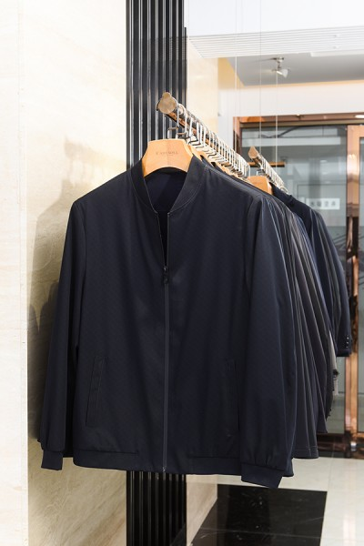 JK8698秋装新款棒球服夹克