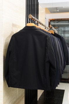 JK2066秋装时尚翻领夹克