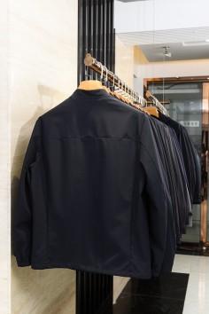 J57111秋装新款时尚立领夹克
