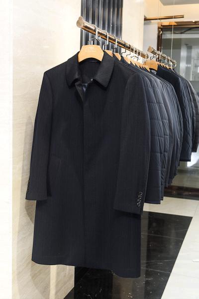 Y819015秋冬新款羊毛大衣