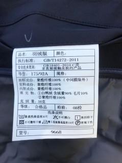 AH9668翻领羽绒服