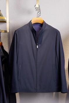 JK8688.春秋新款2021年度立领夹克