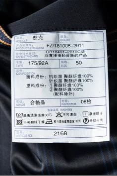 J2168春秋新款翻领夹克