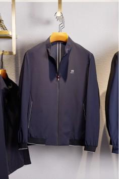 J2166春秋新款立领时尚夹克