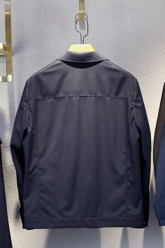 J2103春秋新款翻领夹克