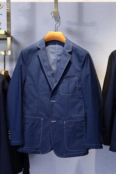 X6629983春秋新款西服