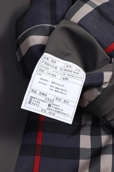 FN2106春秋新款时尚风衣