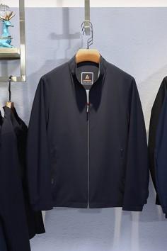 JN2101春秋新款立领时尚夹克